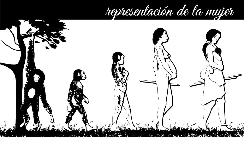 Evolución Humana-la mujer